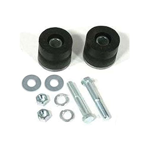 (Eckler's Premier Quality Products 50204247 Chevelle Radiator Core Support Bushings)