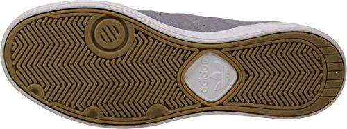 Adidas Lucas Skateboarding Sneakers Grey/Solar Blue/White Mens Mens 100% original online VHq89
