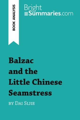 balzac and the chinese seamstress essay How do symbols in dai sijie's balzac and the little chinese seamstress  was  the intended audience for richard rodriguez's essay the chinese in all of us.