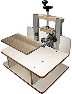 mlcs woodworking flatbed horizontal router table package