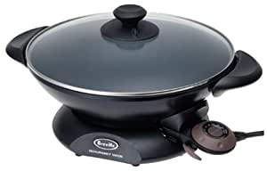 Breville EW30XL Electric Gourmet Wok