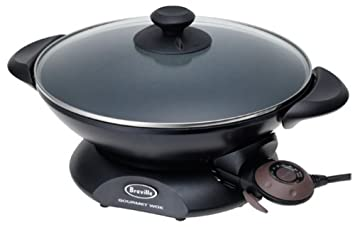 Awesome Breville EW30XL Electric Gourmet Wok