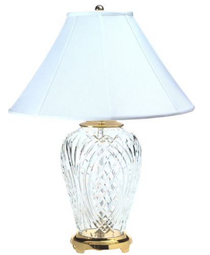 Crystal Lamps And Table Lamps Waterford Official Us Site