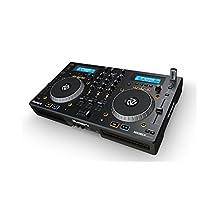 """numark Mixdeck Express Premium DJ Controller with CD & USB Playback, 20"""""""