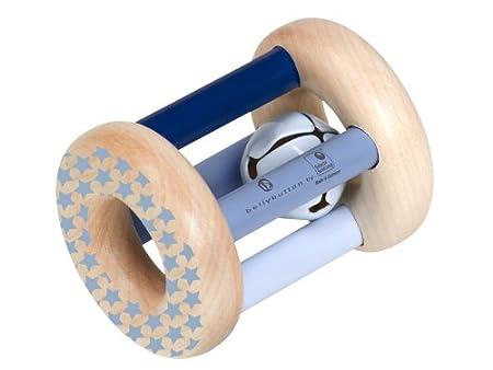 Selecta Spielzeug - 21413 - Hochet - Etoile Roulante - Rose