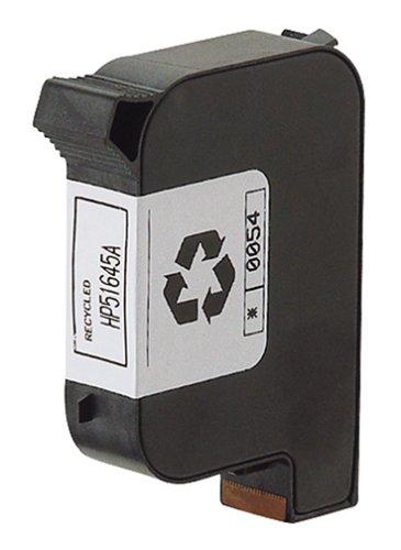 Nu Kote Remanufactured Inkjet (Nu-kote International RF245 Remanufactured Cartridge for HP DeskJet (Black))