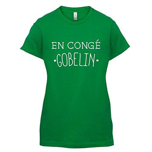 En congé fantasy gobelin - Femme T-Shirt - Vert - M