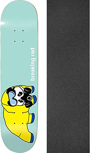 Image Unavailable. Image not available for. Color  Enjoi Skateboards  Breaking Rad Pastel Green Skateboard Deck Resin-7-8.75 quot  x 32.6 quot fea556210e3