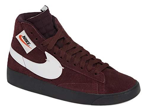 Nike Women's Blazer Mid Rebel ( Burgundy Crush / Burgundy Ash, Size 8.5 M US) ()