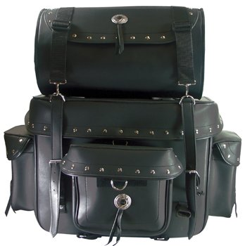 Studded Travel Bag (Imported)-BY-V-FACTOR