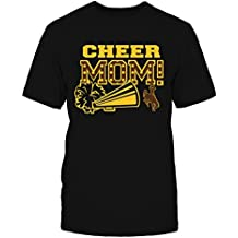 Wyoming Cowboys - Cheer Mom! - T-Shirt - Officially Licensed Fashion Sports Apparel