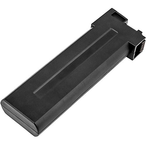 Cameron Sino 4000mAh Replacement Battery for iRobot Looj 330, iRobot Looj 330 Gutter Cleaning Robot