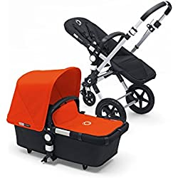 Bugaboo Cameleon3 Stroller - Aluminum Base / Black Seat