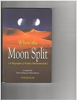 When The Moon Split Book