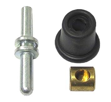 Cilindro Maestro Del Embrague, varilla de empuje y casquillos para 280161 (cada): Amazon.es: Coche y moto