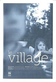 Le village par Edith Bour