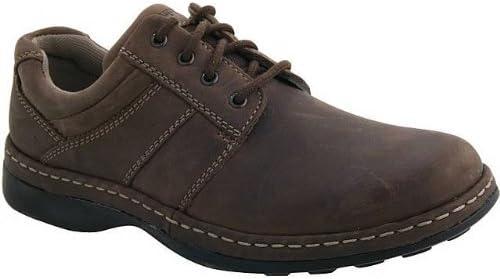 Hush Puppies Mens Dakota Brown Size 12 Amazon Co Uk Shoes Bags