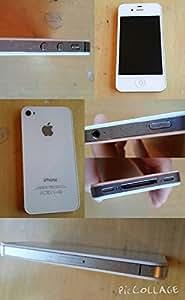 Apple iPhone 4S 64GB (White) - Factory Unlocked