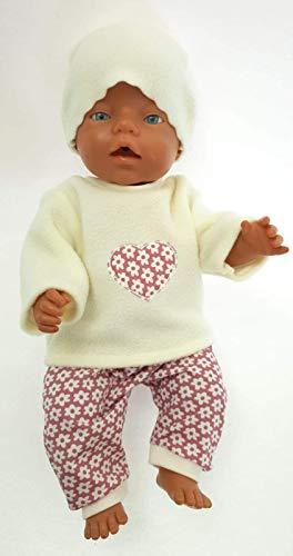Babypuppen & Zubehör Puppenkleid HANDARBEIT-NEU Kleidung & Accessoires