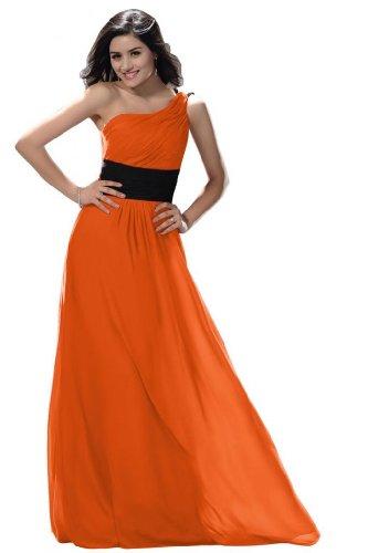 Arancione Sunvary Donna Vestito Vestito Sunvary wfXZnqa