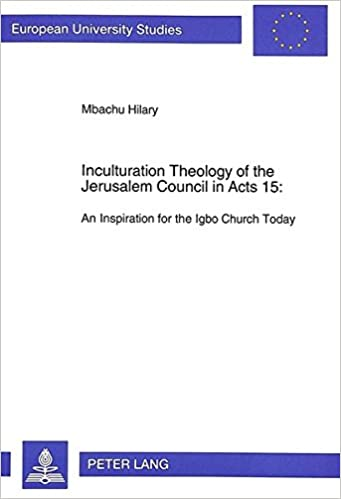 thesis on inculturation