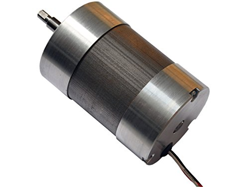4000rpm Motor Brushless Dc Can Be Match Planetary Gearbox 24v