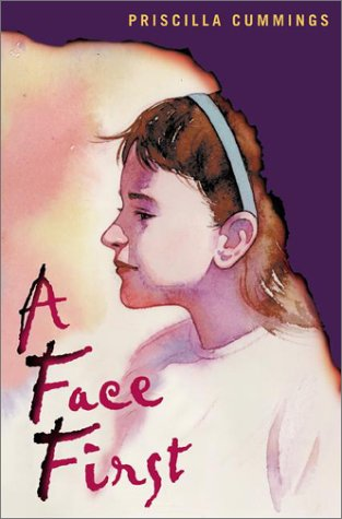 book cover of A Face First