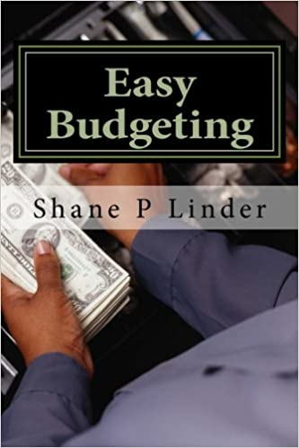 Easy Budgeting: Payday Planner: MR Shane P Linder ...