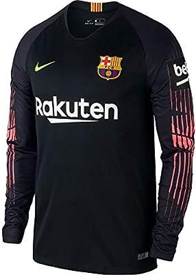 aed8826da1f84 Nike FC Barcelona Breathe Stadium GK Manga Larga