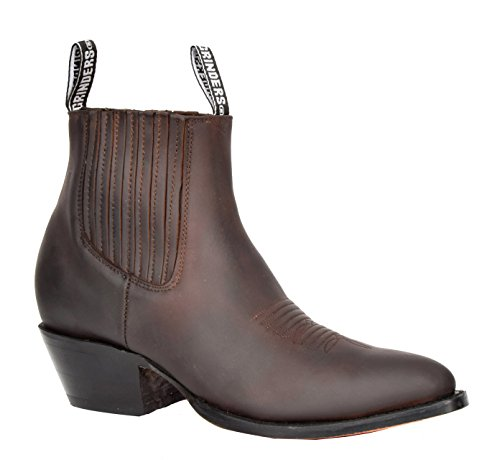 Brown Fashion Ama79 Goods Homme Santiags A1 tRqHCwxdqP