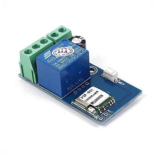 Icstation Momentary Inching Relay Wifi Delay Switch Module