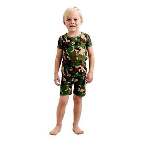 Mud Pie Baby Short Pajama