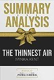 Summary of The Thinnest Air by Minka Kent | Summary & Analysis