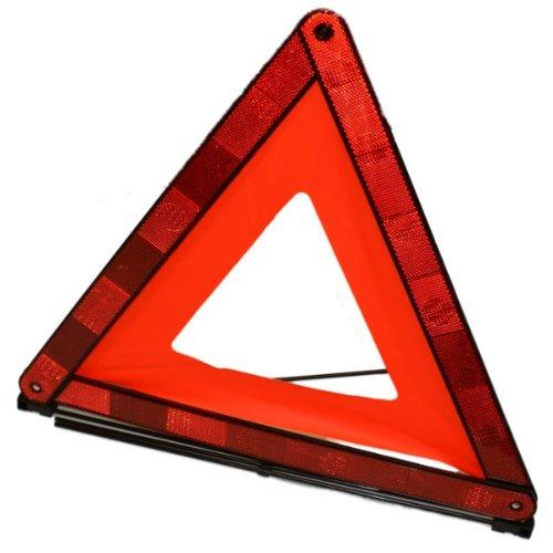XtremeAuto® Car/Roadside Reflective Emergency Warning Triangle & Storage Case XtremeAuto®
