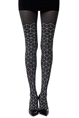 networking-patterend-tights-grey-melange-opaque-by-zohara-tights