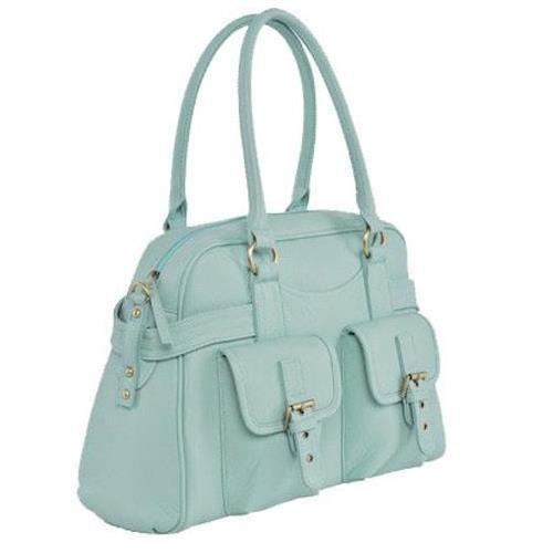 Jo Totes Missy Camera and Laptop Bag, Mint ()