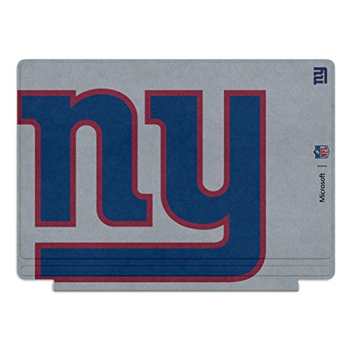 Microsoft Surface Pro 4 Special Edition NFL Type Cover (New York Giants)