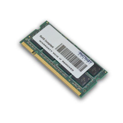 (Patriot Signature 2 GB PC2-6400 DDR2 800MHz Notebook Memory PSD22G8002S)
