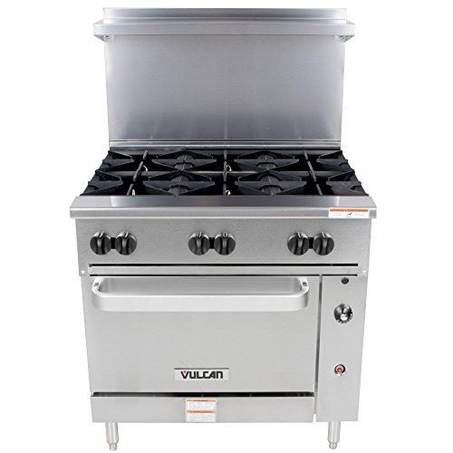 Vulcan 36S-6B 36'' Endurance Restaurant Range w/ Standard Oven by Vulcan