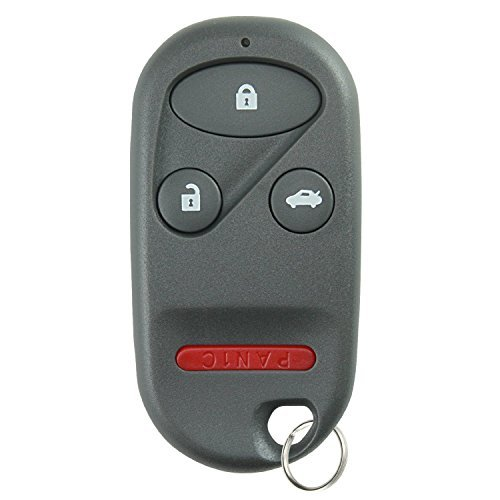 KeylessOption Replacement 4 Button Keyless Entry Remote Control Key Fob for A269ZUA101