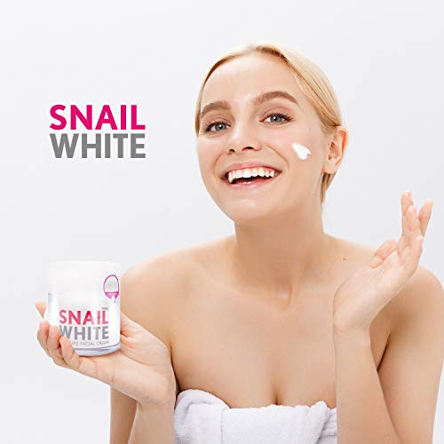 SNAIL WHITE FACIAL CREAM SKIN REGENERATE RECOVERY RENEW MOISTURIZER 50G