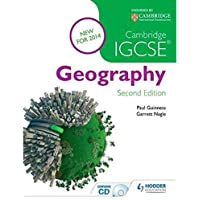 Cambridge IGCSE Geography Second Edition by Paul Guinness - Paperback