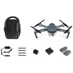 DJI Mavic Pro Quadcopter Drone Kit