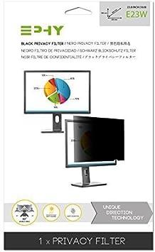 EPHY Filtro privacidad para portátil Monitor tft pc de sobremesa LCD Pantalla led Compatible con Apple