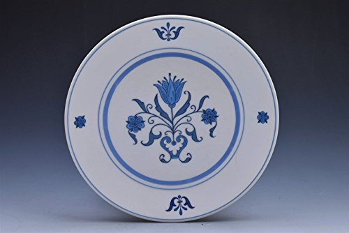 - Noritake Progression Japan Blue Haven 9004 Salad Plate (s)