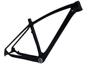 Carbon Bike Frame >> Amazon Com Ud Carbon 29er Mtb Mountain Bike Frame For Bsa 19