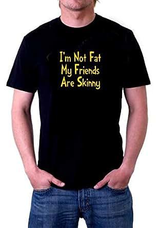 Printed Short Sleeve T-Shirt - Black For Men Size S