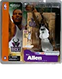 McFarlane Toys NBA Sports Picks Series 16 (2009 Wave 1) Action Figure Ray Allen (Boston Celtics)