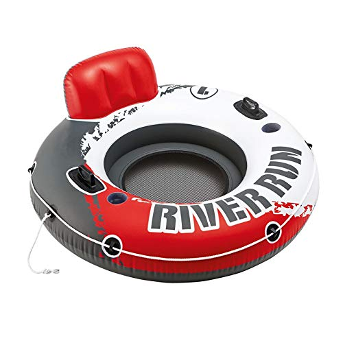 MRT SUPPLY River Run 1 53'' Inflatable Floating Tube Lake Pool Ocean Raft (36 Pack) with Ebook by MRT SUPPLY (Image #5)