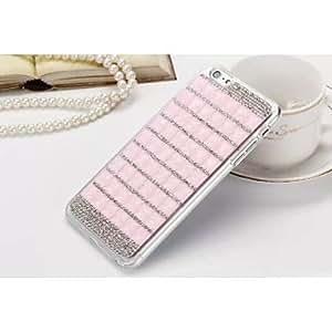 GDW Carcasa Cubierta de Joyas - Look Diamante - para iPhone 5/iPhone 5S ( Multicolor , Plástico ) , Pink